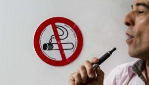 cigarette electronique et tabac