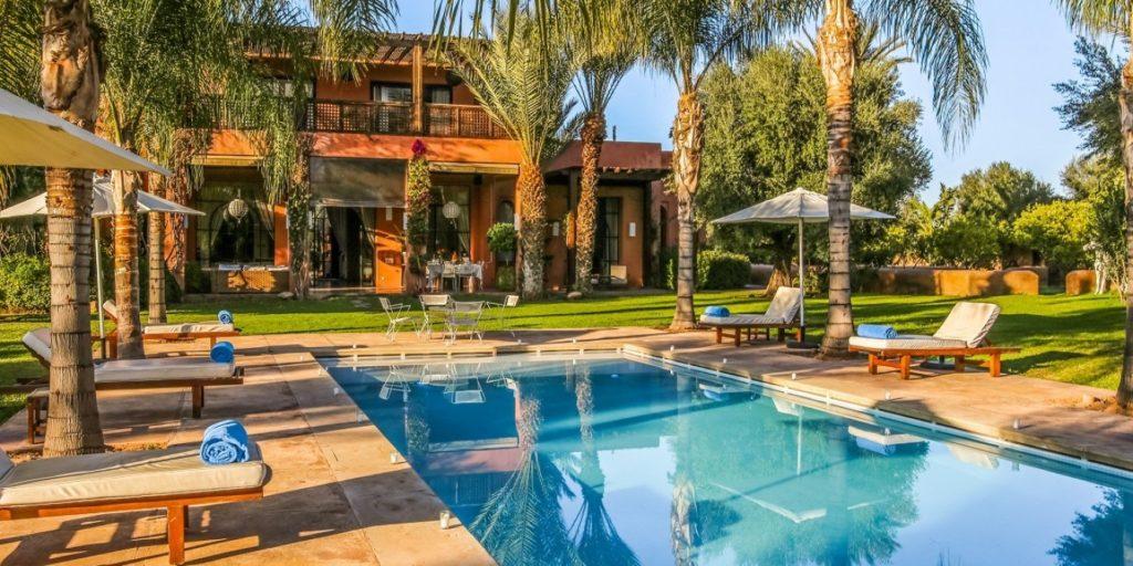 piscine au maroc